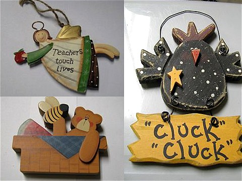 country wood crafts